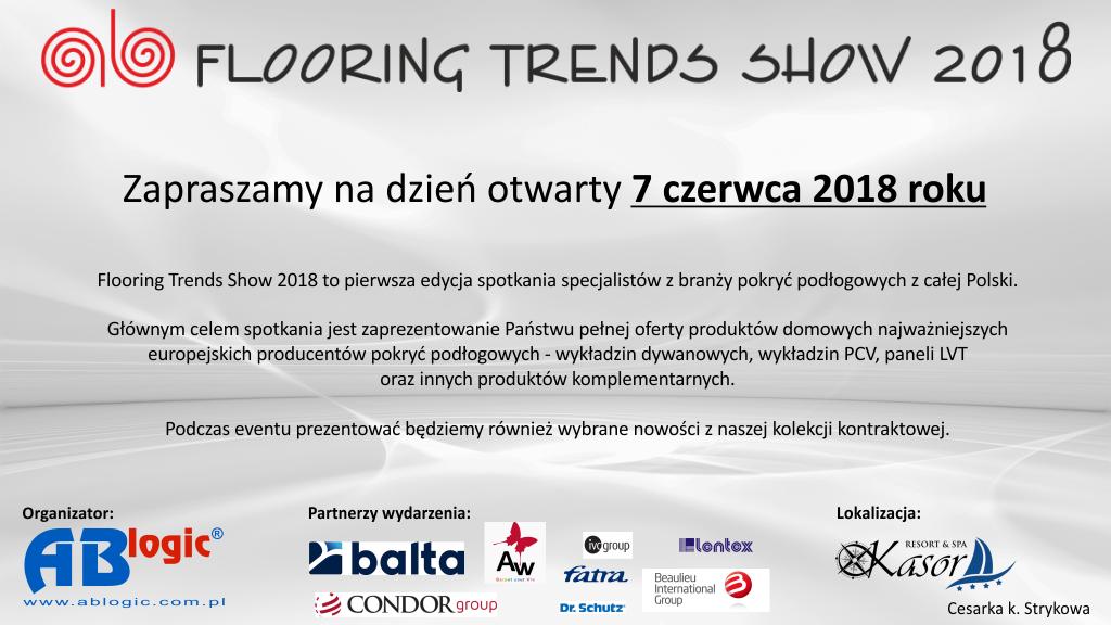 Flooring Trends Show 2018