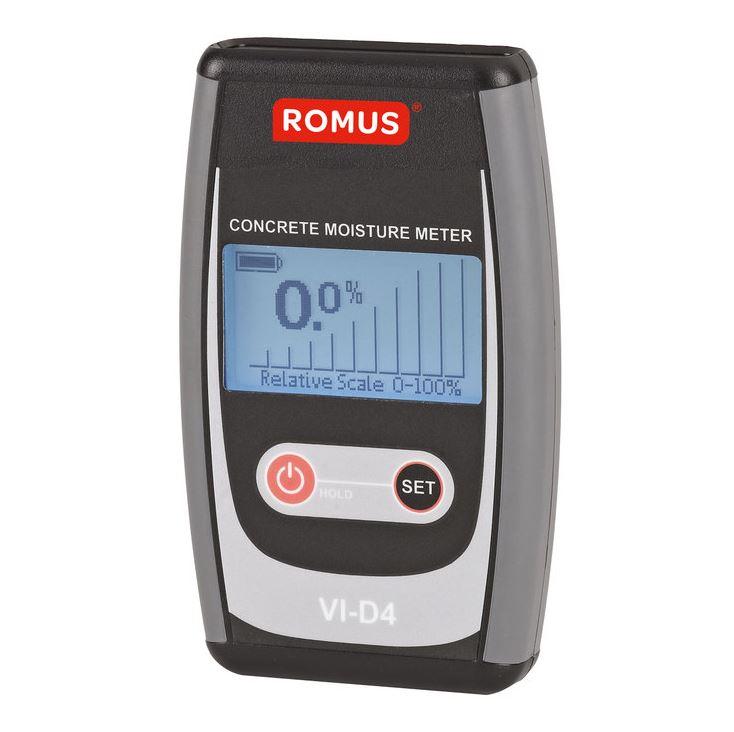 Akcesoria ROMUS 93270 MIERNIK WILGOTNOŚCI VI-D4